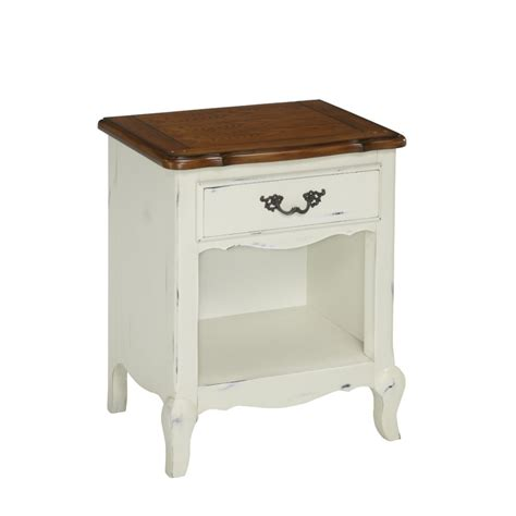 white wooden table l white wooden c shape standing side table with shelf and