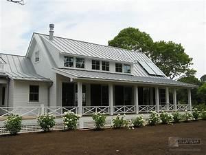 Dove gray metal roofing - Boston - by Riverside Sheet