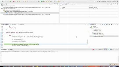 Java Linked Generic Interface Solved Project