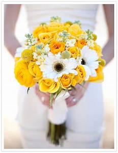 Yellow Roses   Bouquet Wedding Flower