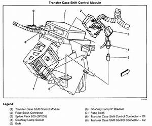 Front Axle Control Circuit High Code C0367