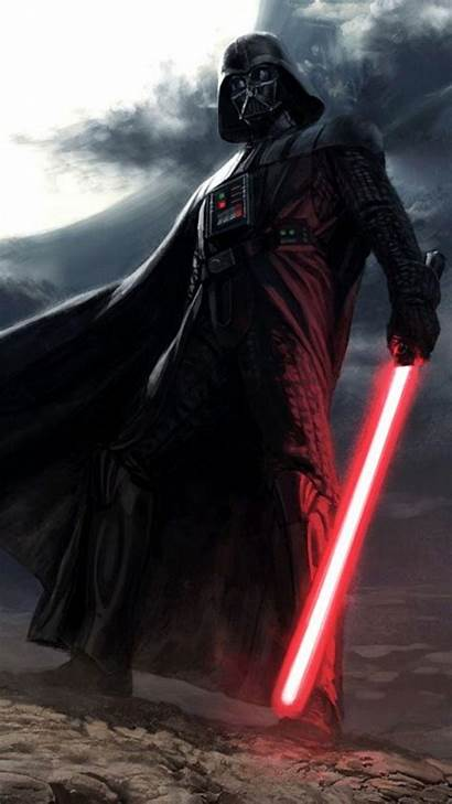 Vader Darth Wars Wallpapers Phone Mobile Rogue