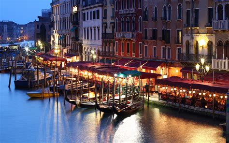 Terralonginqua Grand Canal Of Venice Italy