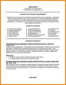 resume tips construction project managers 8 construction management skills resume cashier resumes