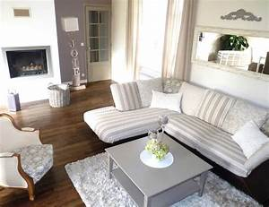 conseil en decoration home staging With deco salon campagne chic