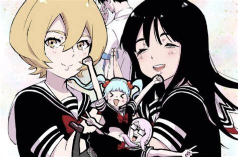 Anime Horor Terbaru 2018 10 Rekomendasi Anime Musim 2018 Terbaik Dafunda