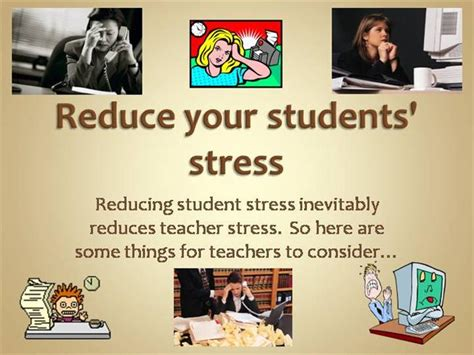Reduce Your Students' Stress Authorstream
