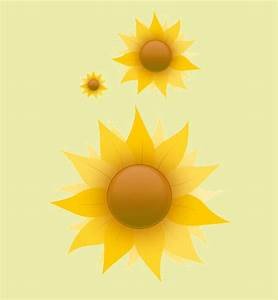 free 8 sunflower cliparts in vector eps