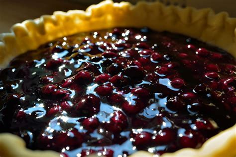 blueberry pie filling recipe nyt cooking