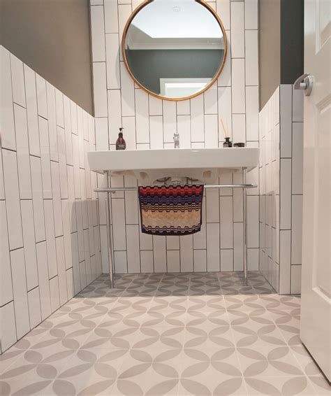 Decorating: Fascinating Subway Tile Patterns With New
