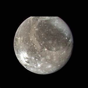 Ganymede: Facts About Jupiter's Largest Moon