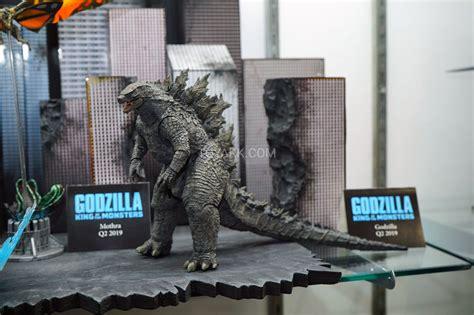 Neca Godzilla 2019 Figure Revealed