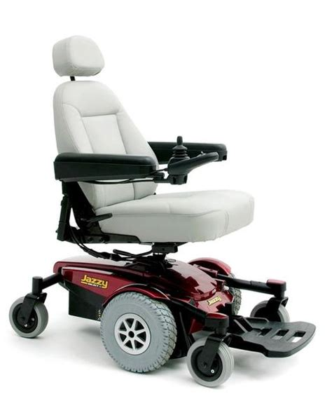 Jazzy Select Power Chair Accessories by Pride Mobility Pride Mobility Jazzy Select 6