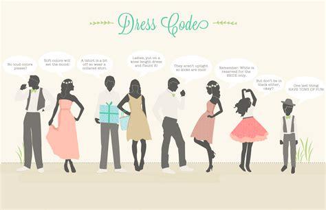 Dress Code For Weddings  All Women Dresses