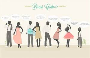 wedding dress code wedding ideas 2018 With cocktail dress code wedding