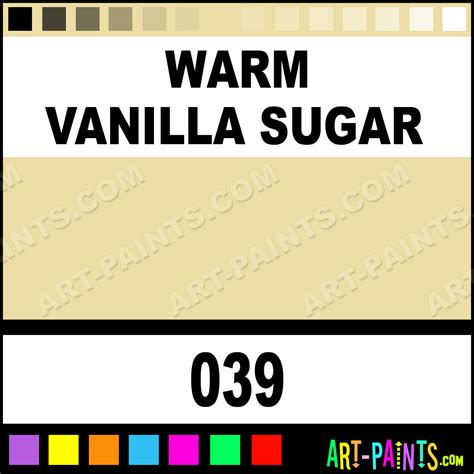 warm vanilla sugar silk soft metal paints and metallic
