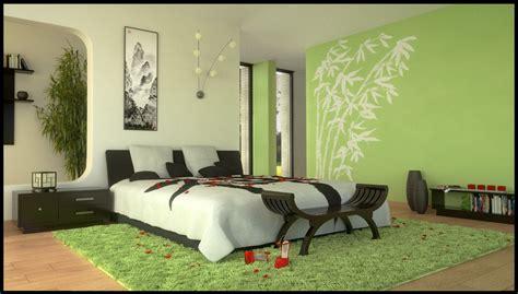Deco Zen Pour Chambre Deco Chambre Zen Bambou Avec Stunning Chambre Verte Zen