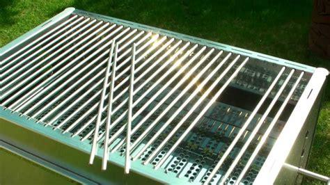 grill aus edelstahl selber bauen edelstahl gill f 252 r profis www stahlgrill de