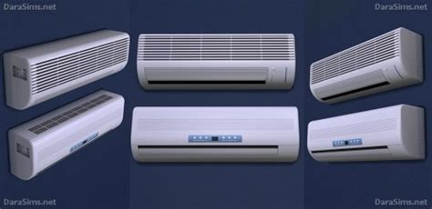 Dara Sims: Air conditioners ? Sims 4 Downloads