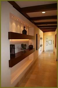 eclairage couloir plus de 120 photos pour vous With parquet au mur