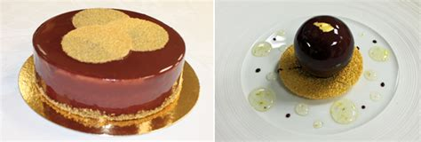 pastry demonstration at le cordon bleu school
