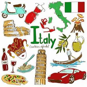 Italy Culture Map | Italy culture, Learning italian, All ...
