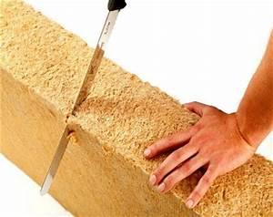 Laine De Bois Castorama : isolation laine de coton et autres isolants durables ~ Melissatoandfro.com Idées de Décoration