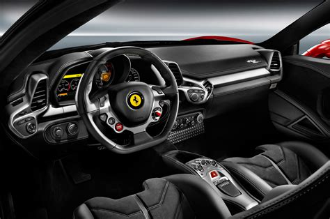 458 Spider Interior by Drive A 458 Italia In Las Vegas Racing