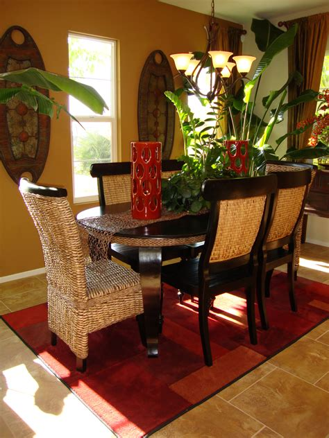 gallery of stylish centerpieces for dining room table country dining rooms room ideas table decor image