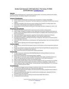 Sle Resume For Handyman Position by Handyman Resume Berathen