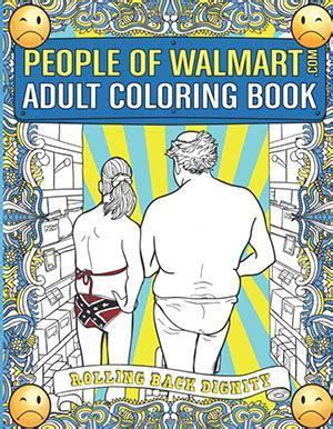people  walmart coloring book  worst   sale