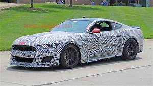 2019 Ford Mustang Shelby GT500 sprouts a spoiler, roll cage | Autoblog