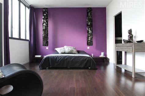 quelle ambiance chambre violet