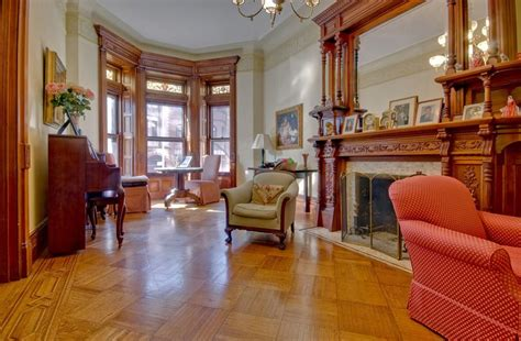 Brooklyn Brownstone Interiors Design Home
