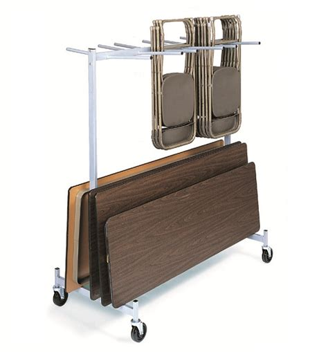 table and chair cart storage truck handtrucks2go