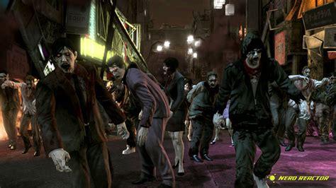 yakuza enters zombie territory  dead souls nerd