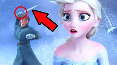 las inquietantes teorias de frozen youtube