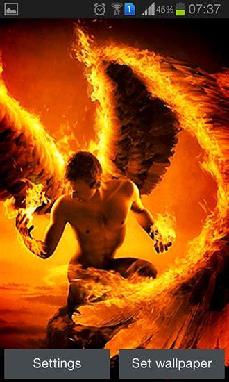 descargar fire angel  android gratis el fondo de
