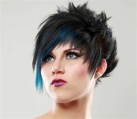 20 Best Punky Short Haircuts Short Hairstyles 2018