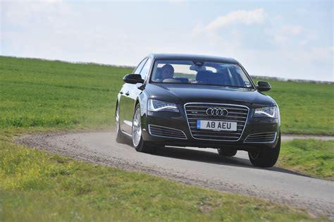 Review Audi A8 L by 2012 Audi A8 L W12 Review Evo