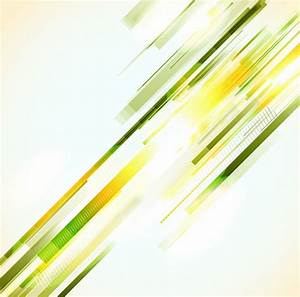 Green Lines Abstract Vector Background | Free Vector ...