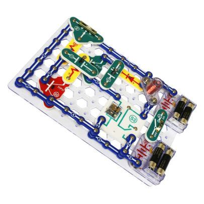 Snap Circuits Extreme Experiments