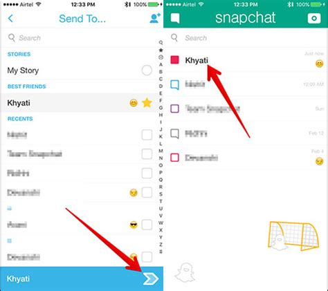 how to send pictures on iphone how to take selfie photos and in snapchat on