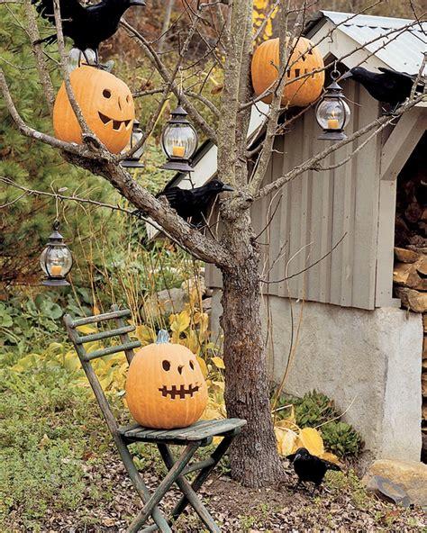 Idées Déco Jardin Pour Halloween