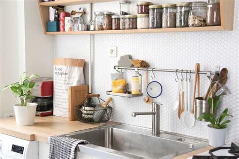 deco etagere cuisine déco cuisine etagere