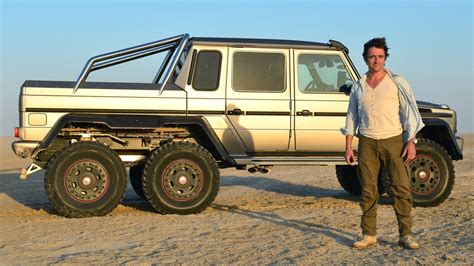 Are fairly used and in great condition to meet a new user's driving needs. TOP GEAR Inside Look: Richard's Six-Wheeler in the Desert ...