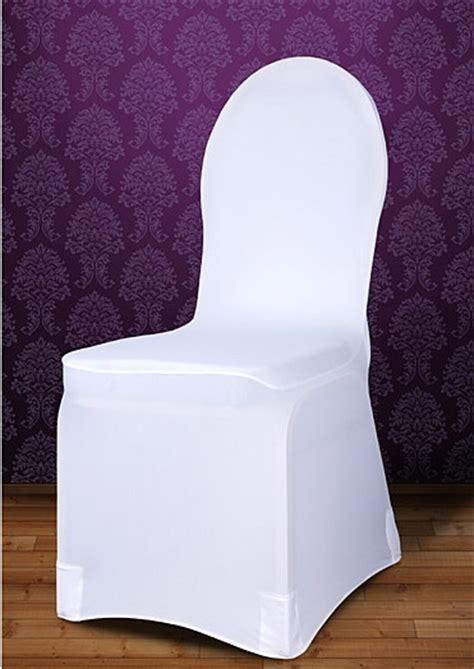housse chaise extensible la housse de chaise en tissu extensible adaptable décoration de table