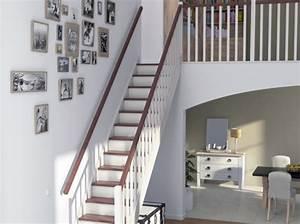 comment relooker un escalier With quelle couleur pour un escalier