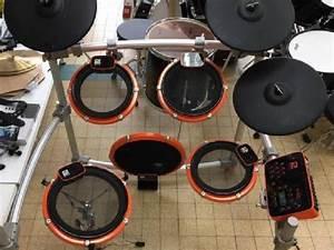 Batterie Electronique Occasion : batterie electronique 2box drumit five mkii batterie ~ Dallasstarsshop.com Idées de Décoration