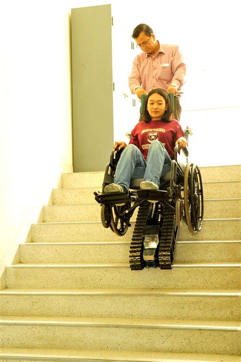 pmk electric power wheelchair upstairs an innovation to
